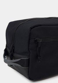 Nike Performance - Wash bag - black/enigma stone - 4