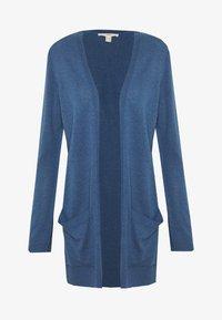 Esprit - UTILITY FINE - Cardigan - grey blue - 5