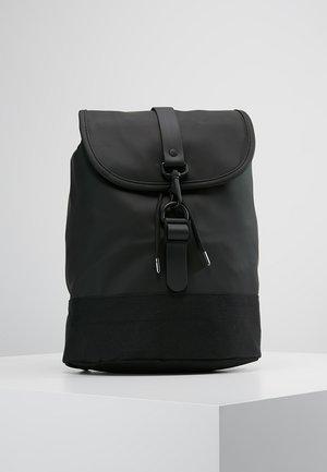 DRAWSTRING BACKPACK - Rucksack - black
