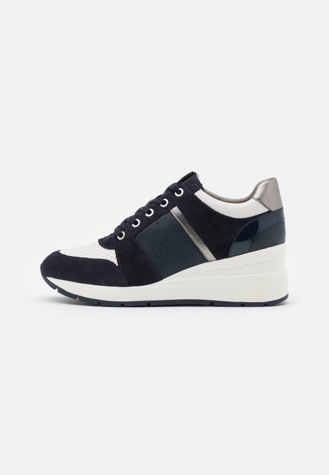 ZOSMA  - Sneakers basse - navy/offwhite