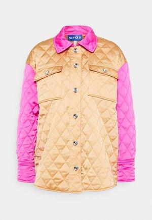 NOVACRAS  - Summer jacket - doe neon