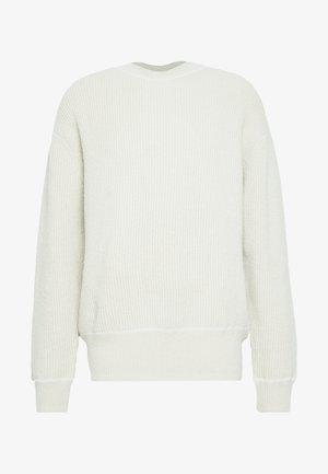 MARCO  - Stickad tröja - beige