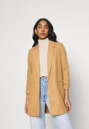 VMRICA LONG - Manteau court - tobacco brown
