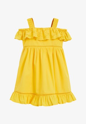 BAKER BY TED BAKER - Day dress - yellow