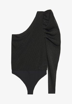 Maglietta a manica lunga - nero
