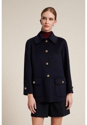 VENTO - Short coat - blu