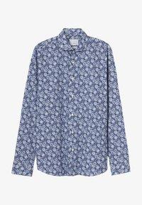 Bläck - Shirt - blue print - 0