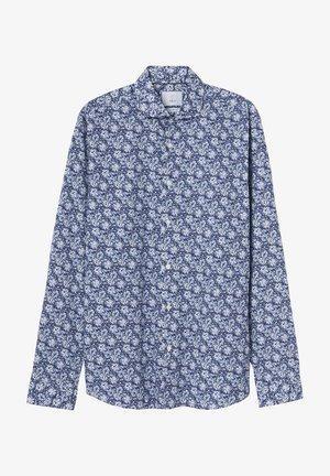 Skjorta - blue print