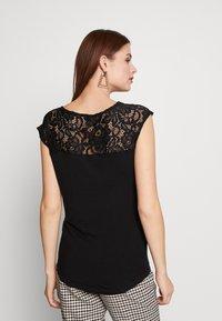 Anna Field Tall - Print T-shirt - black - 2