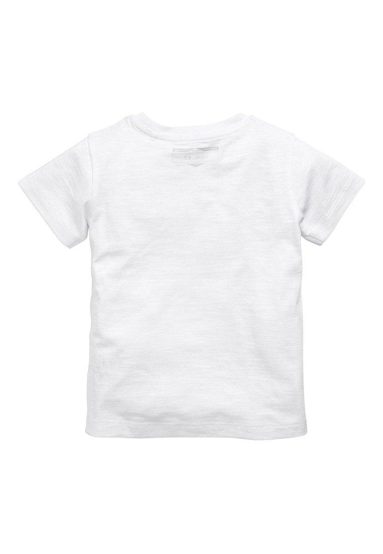 Next - SHORT SLEEVE - Basic T-shirt - white