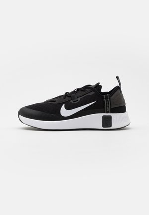 REPOSTO UNISEX - Sneakers laag - black/white/dark smoke grey/iron grey