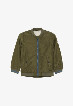 Winter jacket - military olive