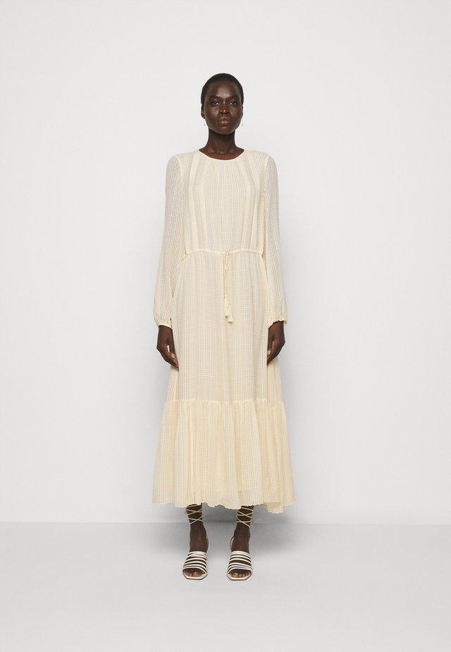 REBECCA - Sukienka letnia - beige