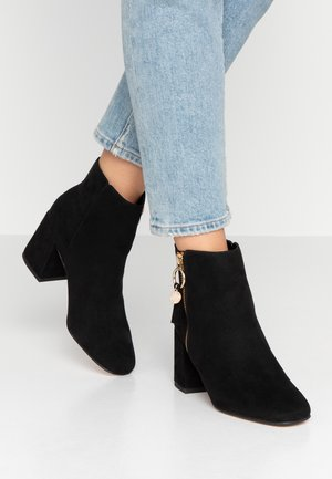 ANTHEA - Ankle boots - black