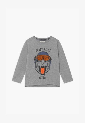 KID - Long sleeved top - mottled grey