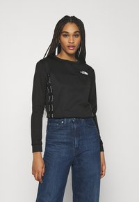 The North Face - Sweatshirt - black - 0