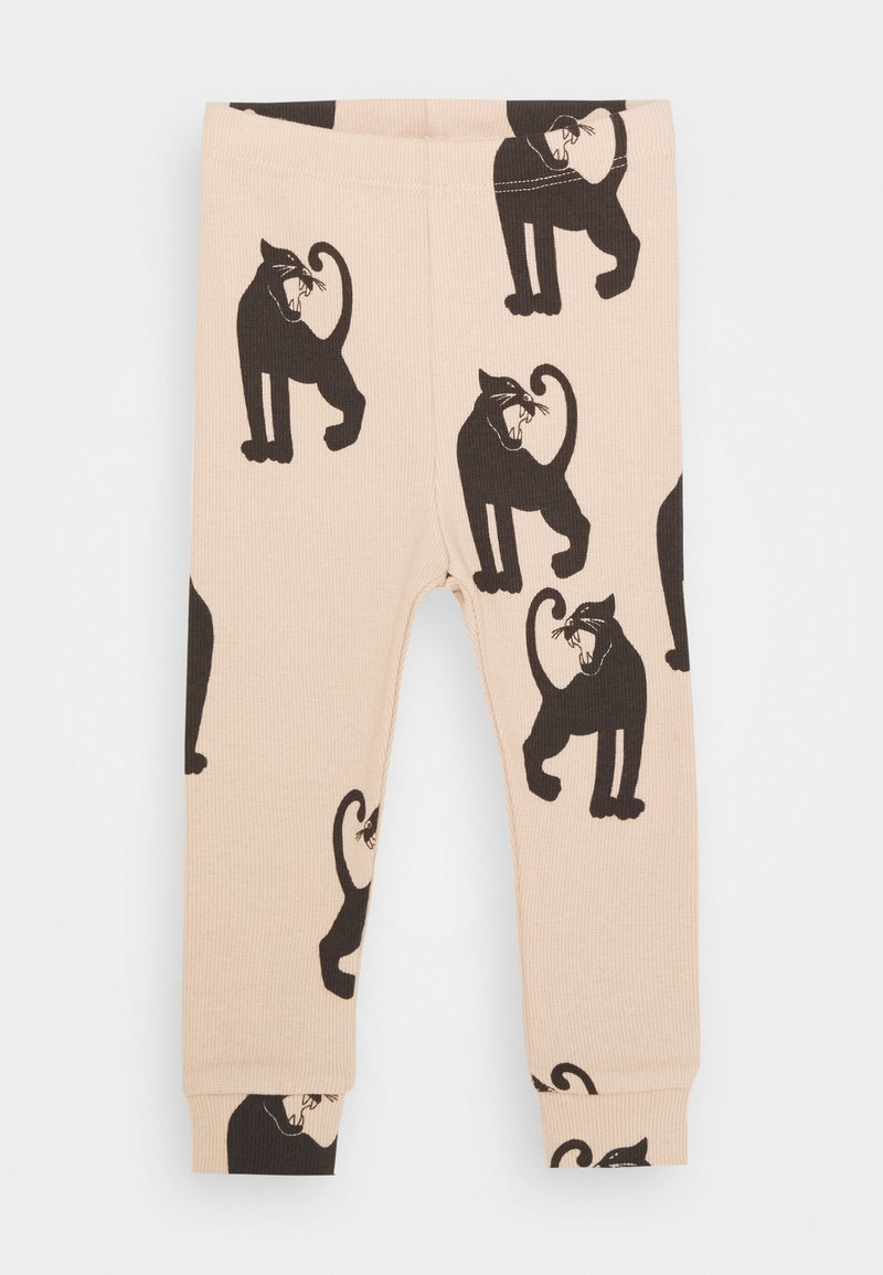 Mini Rodini - BABY PANTHER  - Leggings - Trousers - pink