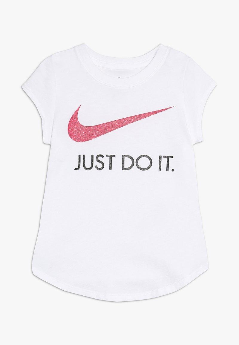 Nike Sportswear - TEE - Triko spotiskem - white