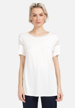 Blouse - milchig