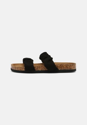 ONLMAXI STRAP - Pantofle - black