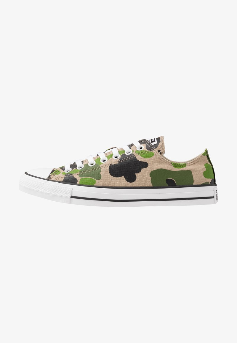 Converse - CLASSIC CHUCK - Sneakers basse - black/candied ginger/white