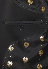 Twisted Tailor - SAGRADA SUIT - Completo - black/gold - 17