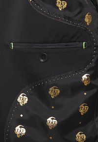 Twisted Tailor - SAGRADA SUIT - Garnitur - black/gold - 6