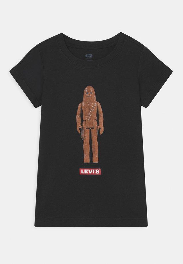 STAR WARS CHEWBACCA  - Print T-shirt - black