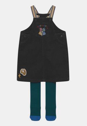 BABY HARRY POTTER PINNY DRESS SET - Legging - charcoal mix