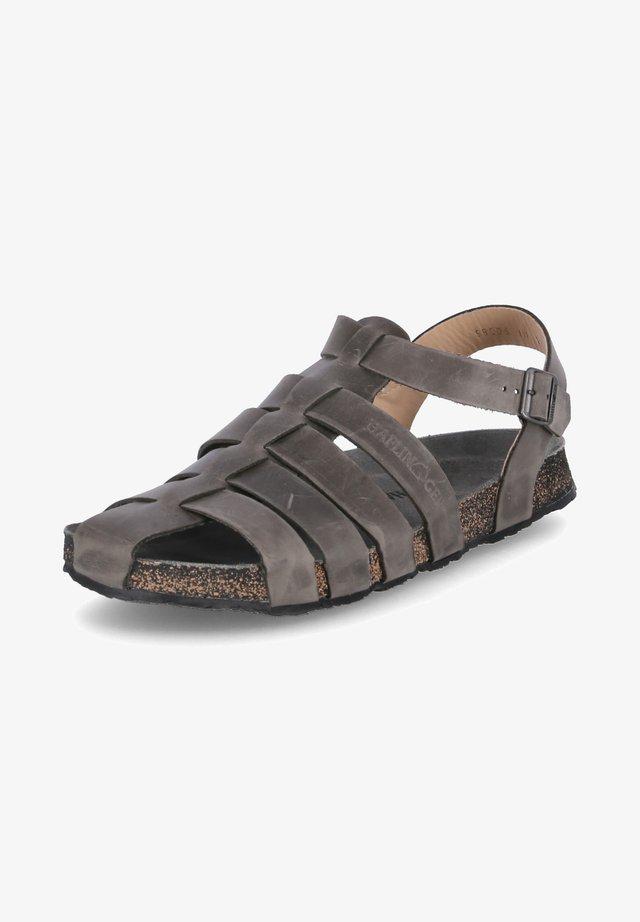 BIO PETER - Sandals - grau