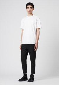 AllSaints - MUSICA - Basic T-shirt - off-white - 1