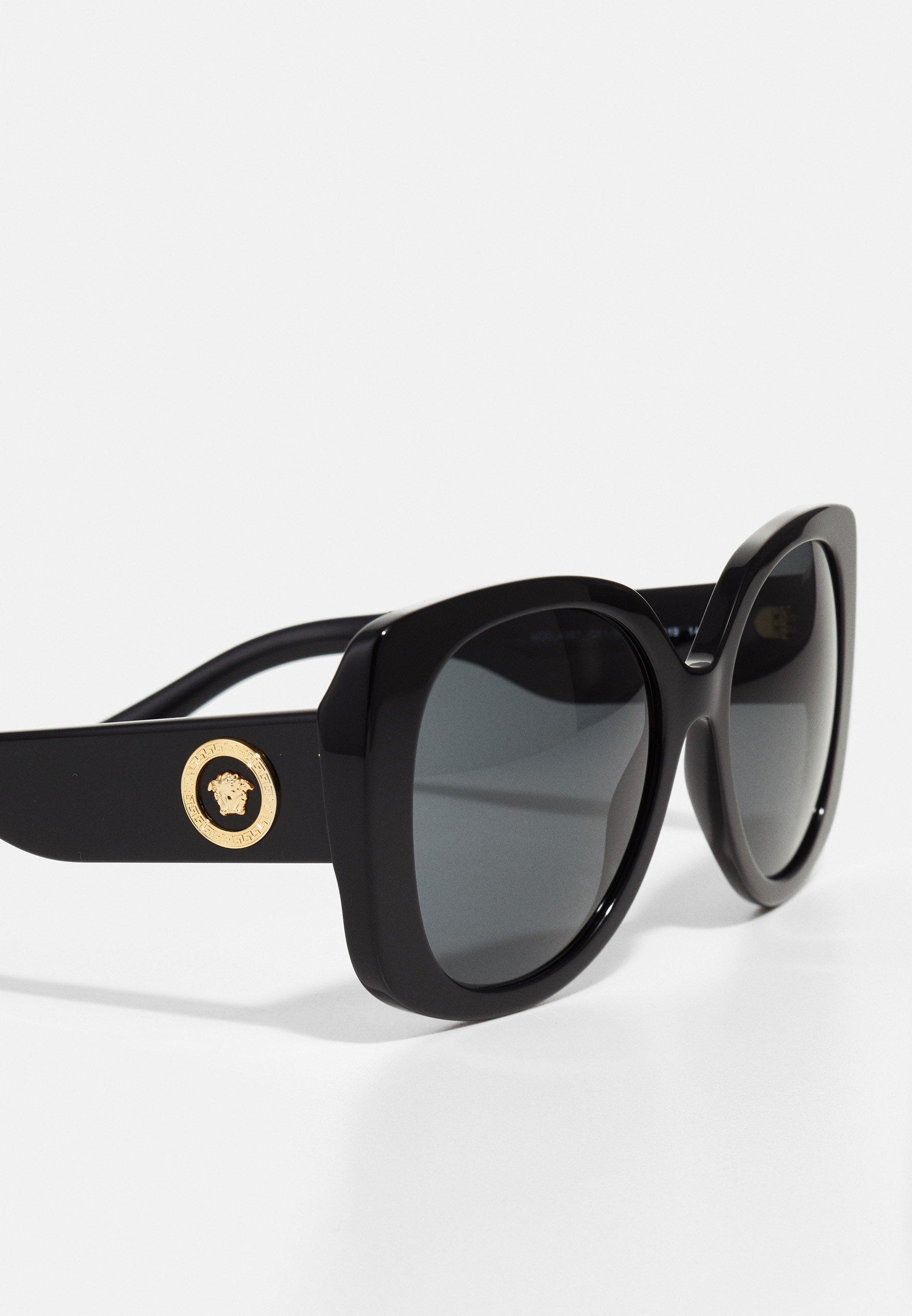Versace Solbriller - black/svart 47z8kAR7QpsVo0z