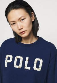 Polo Ralph Lauren - FEATHERWEIGHT - Mikina - holiday navy - 3