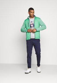 Polo Ralph Lauren Golf - LONG SLEEVE - Outdoor jacket - haven green - 1