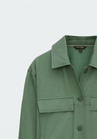 Massimo Dutti - Light jacket - green - 2