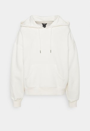 HOODIE ODA - Sweatshirt - light white