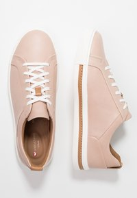 Clarks Unstructured - UN MAUI LACE - Sneakers - nude - 3