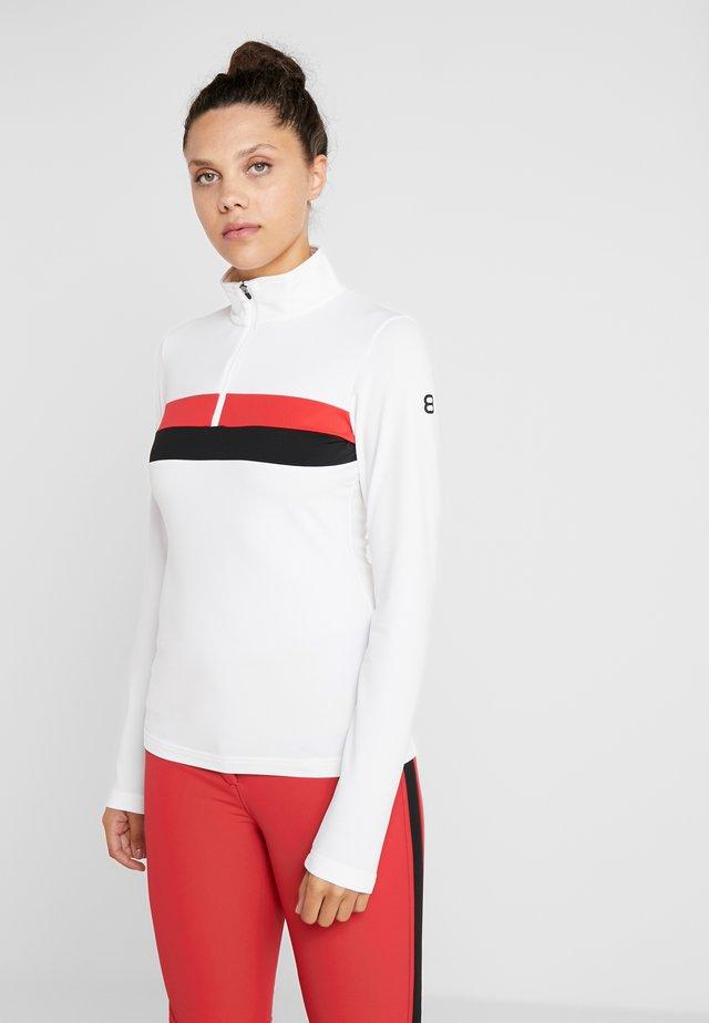 LEXIE - Sweatshirt - blanc