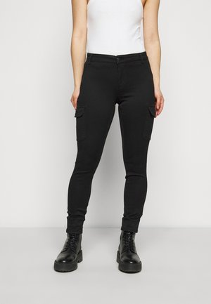 ONLLINE EASY PANT - Trousers - black