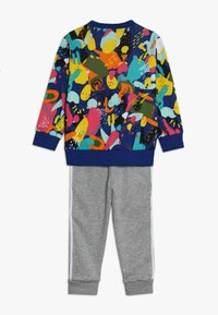 adidas Originals - CREW SET - Trainingspak - multi-coloured/white - 1