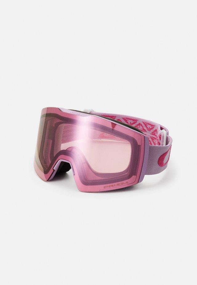 FALL LINE XM - Gogle narciarskie - prizm snow/hi pink