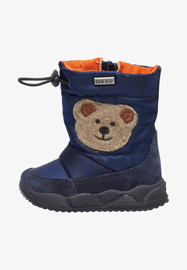 FALCOTTO POZNURR BEAR - Winter boots - blau