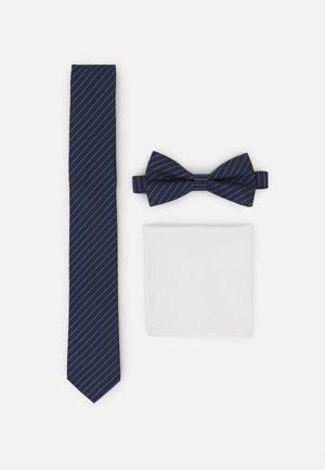 SET - Tie - dark blue