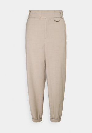 ETERNALIW  - Trousers - beige
