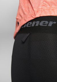 Ziener - ENTI X FUNCTION - Sports shorts - black - 4