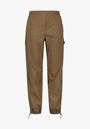 Cargo trousers - seaweed