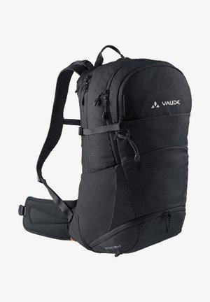 WIZARD 30+4 - Hiking rucksack - black