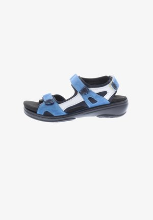 GINI - Walking sandals - jeans