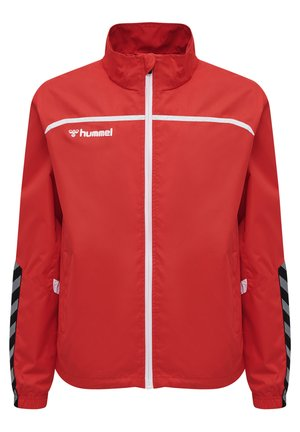 HMLAUTHENTIC  - Training jacket - true red