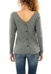 Morgan - MGUIA - Sweatshirt - gris - 2